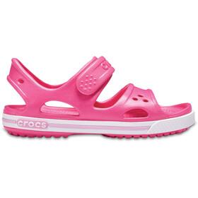 Crocs Crocband II Sandal PS Kids paradise pink/carnation